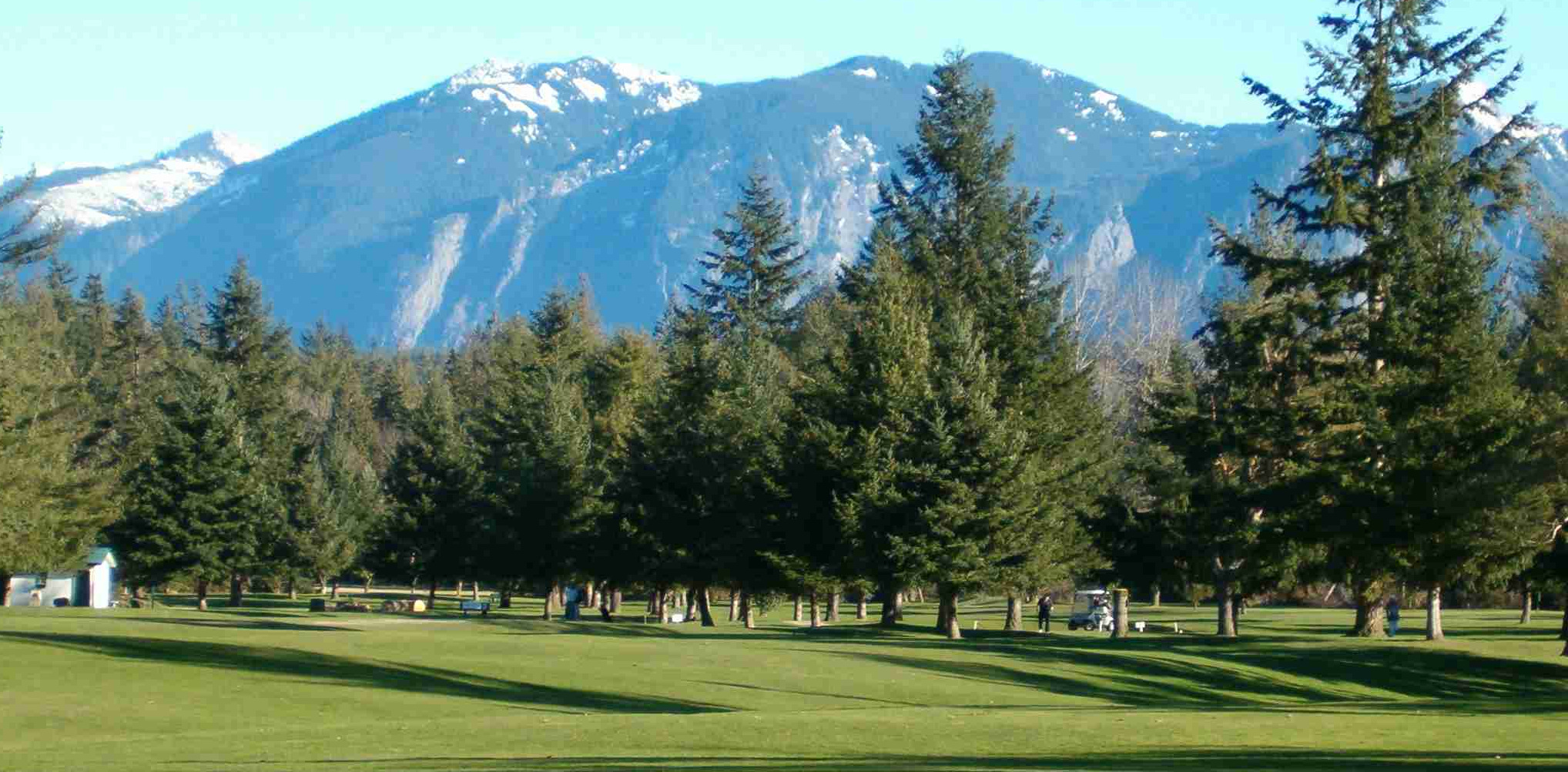 Snoqualmie Falls Ladies Golf Club